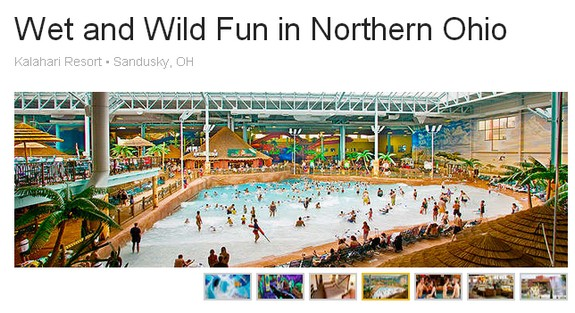Active Kalahari Resorts Coupon Codes & Deals for June 12222
