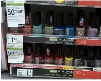photo about Rimmel Coupons Printable named Incredibly hot RIMMEL COUPON: Nail polish Simply $0.27 at Walgreens!!