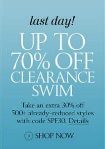 de0c1d444a09c Victoria s Secret  70% Off Swimwear + Additional 30% Off ( 10 Off w ...