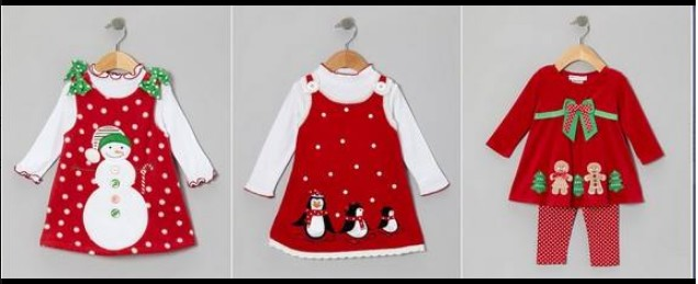 sales on christmas dresses