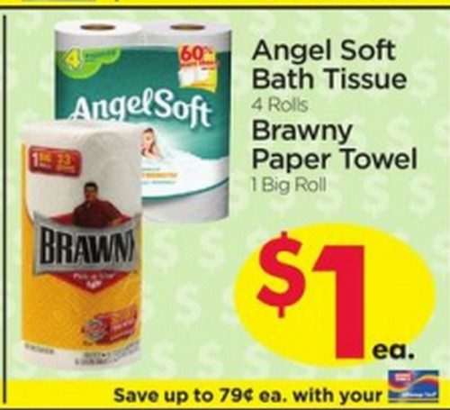 Giant Eagle Angel Soft 4 Pack Only 0 10 Free Tastes Good