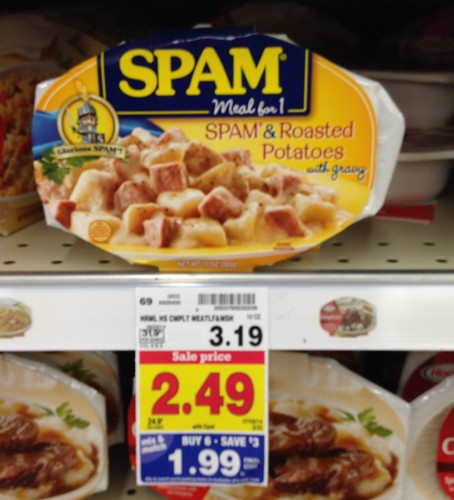 kroger coupon deals spam