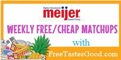 meijer coupon matchups