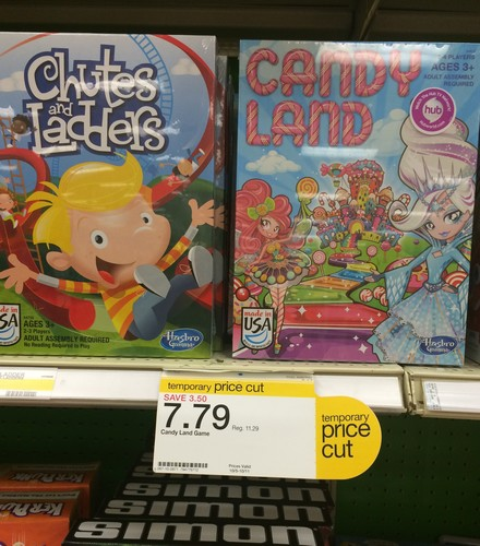 Target Chutes And Ladders Amp Candy Land Only 5 79 Reg
