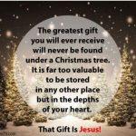 MERRY CHRISTmas from FreeTastesGood.com