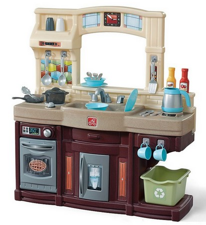 Kohls Step2 Best Chefs Kitchen Play Set Only 47 67 Reg 99 99