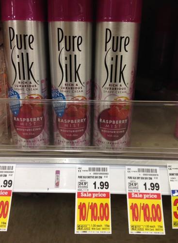 photograph regarding Pure Silk Shave Cream Printable Coupon named An Extraordinary Couponing Web page with regards to how toward coupon versus Joni