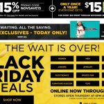 Kohls Black Friday Deals – LIVE NOW!!