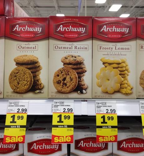 Meijer Archway Cookies Only 0 99 Reg 2 99 Free Tastes Good