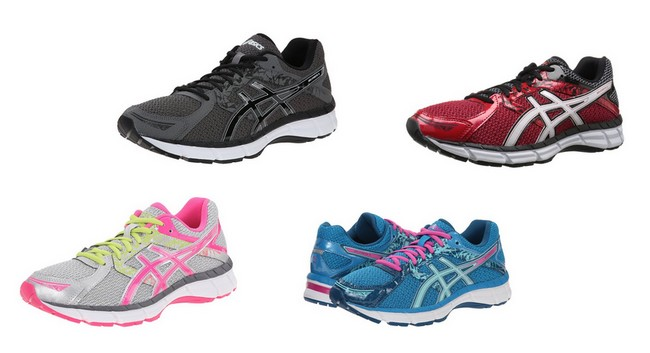 4edbc1e3be4f0 AMAZON: 40% Off Select ASICS GEL-Excite 3 Running Shoes ONLY $39 ...