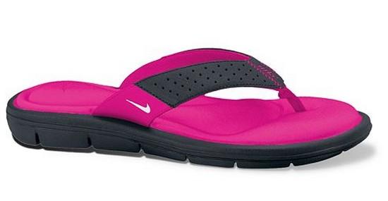 c9657fa98bd8 KOHLS  Nike Comfort Women s Flip-Flops ONLY  19.99 (reg.  35 ...