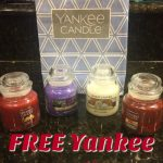 Yankee Candle Coupon – $10 off $10+ Purchase = FREE stuff!!