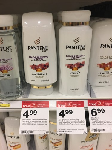 Target Pantene Shampoo Or Conditioner Only 0 83 Reg 4 99 Free Tastes Good