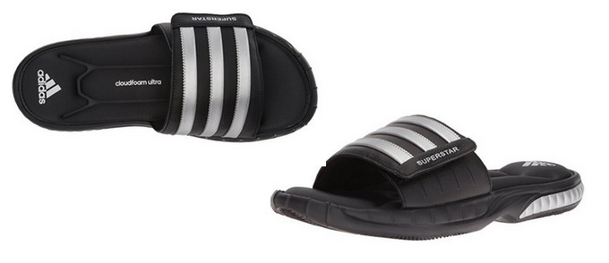 28223734ac74 AMAZON  adidas Performance Men s Superstar 3G Slide Sandal ONLY ...