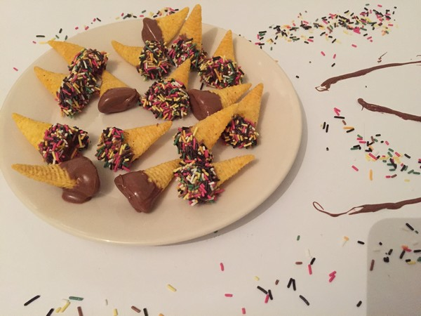 chocolate-dipped-bugles-finished