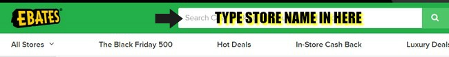 ebates-search-bar