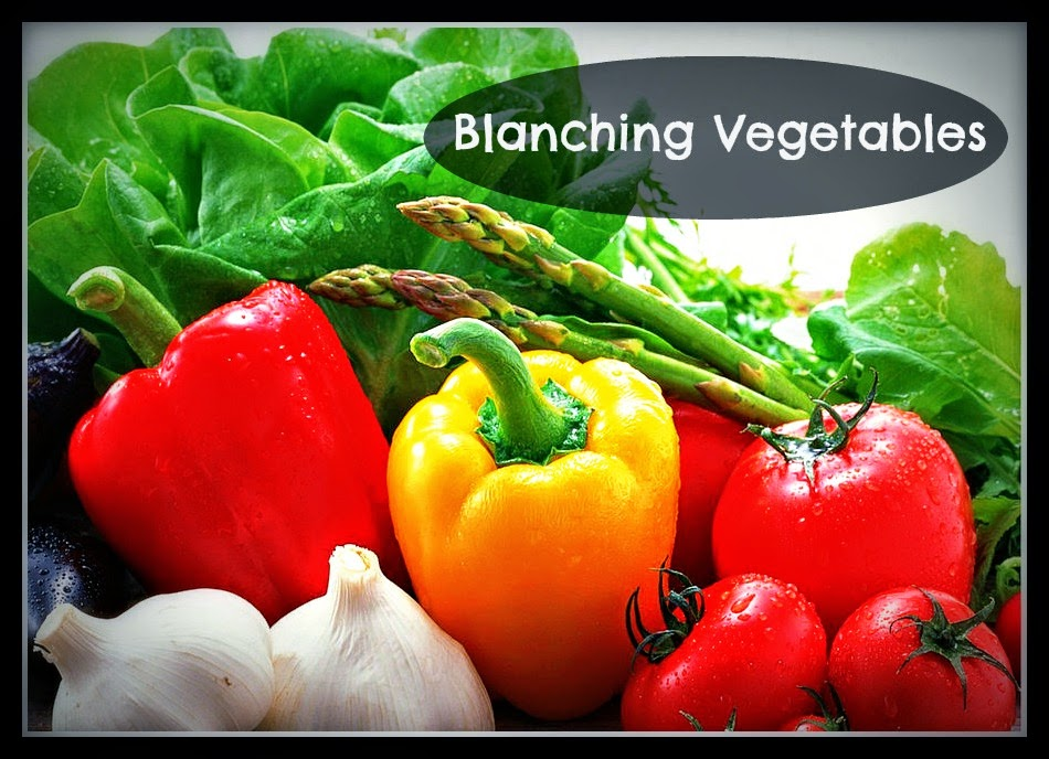 blanching-vegetables