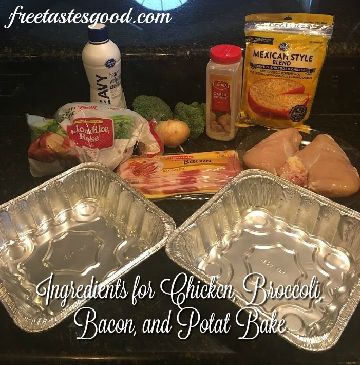 freezer-chicken-broccoli-bacon-and-potato-bake-ingredients