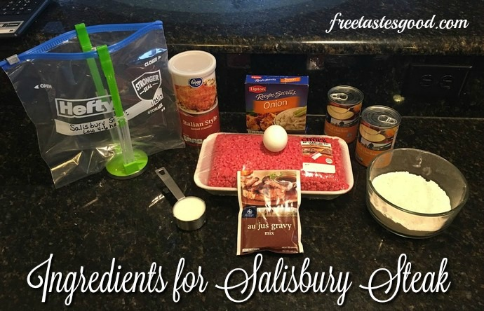 freezer-to-crockpot-salisbury-steak-ingredients