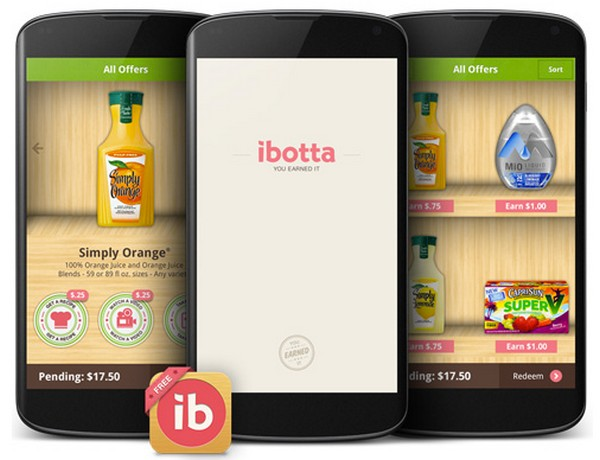 FREE Ibotta App – Earn Money When You Shop + NEW USERS CAN