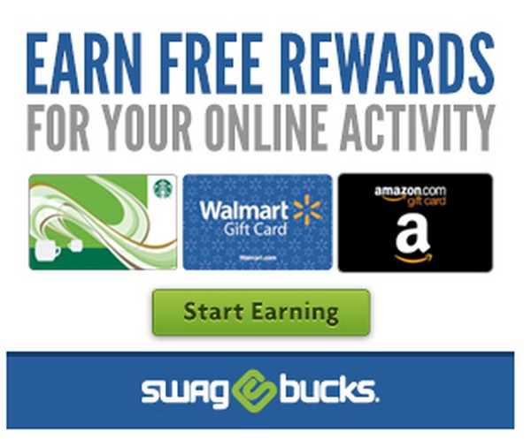 JOIN SWAGBUCKS ~ Sign Up and Earn Extra Cash - It's EASY