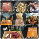 NEW Make Ahead Freezer Meals – Meal Prepping!!