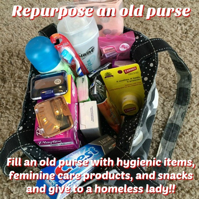 old-purse-care-package