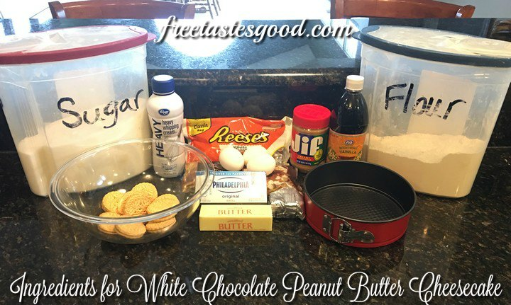 Pressure-Cooker-White-Chocolate-PeanutButter-CheeseCake-ingredients-pic