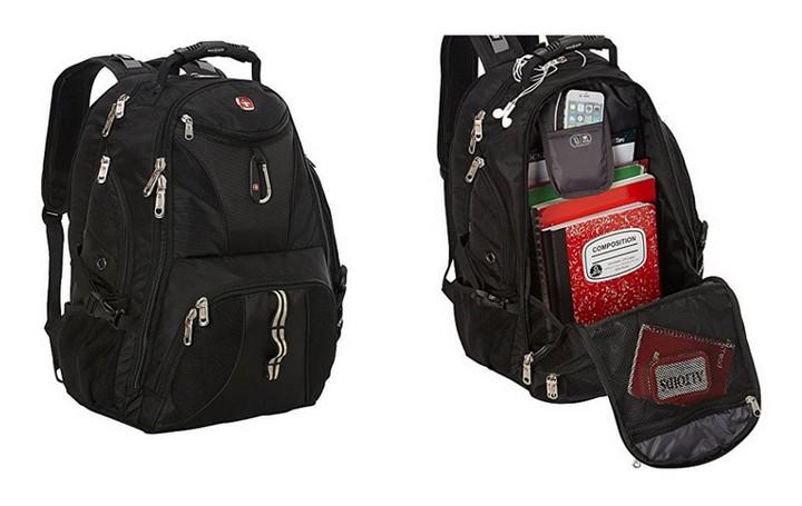 d5b53d524503 AMAZON  SwissGear Travel Gear 1900 Scansmart TSA Laptop Backpack ...