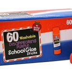 AMAZON:  Elmer's All Purpose School Glue Sticks, Washable, 60 Pack, 0.24-ounce sticks ONLY $13.41 or JUST $0.22/stick!!