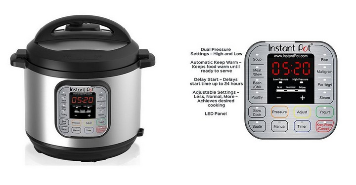 KOHLS: Instant Pot 7-in-1 6-qt. Programmable Pressure ...