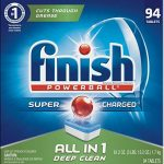 AMAZON:  Finish All in 1 Powerball Fresh, 94ct, Dishwasher Detergent Tablets ONLY $10.28 (reg. $14.99!)