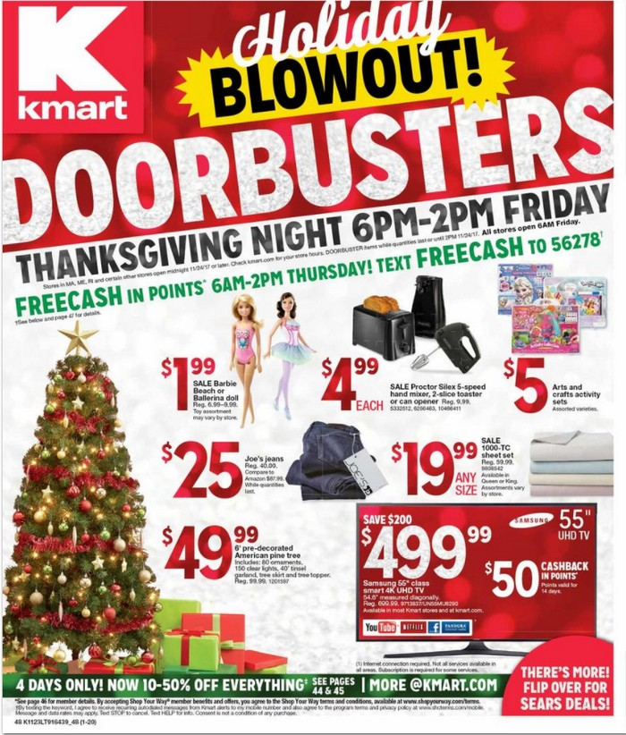 Kmart Coupons from Free Tastes Good! with Joni Meyer-Crothers