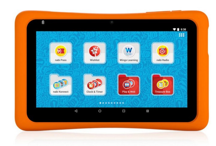 Toys R Us Nabi Hot Wheels 7 Inch Kids Learning Tablet Only 59 99