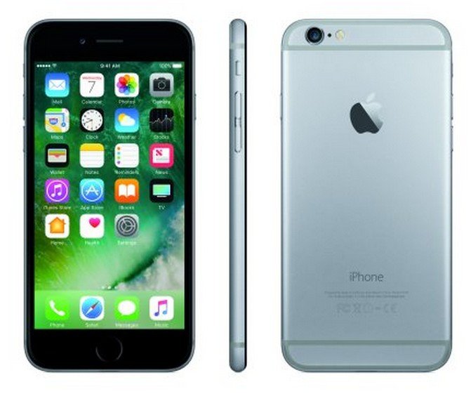 iphone 6 plus prepaid walmart talk apple 6 32gb prepaid smartphone 15034