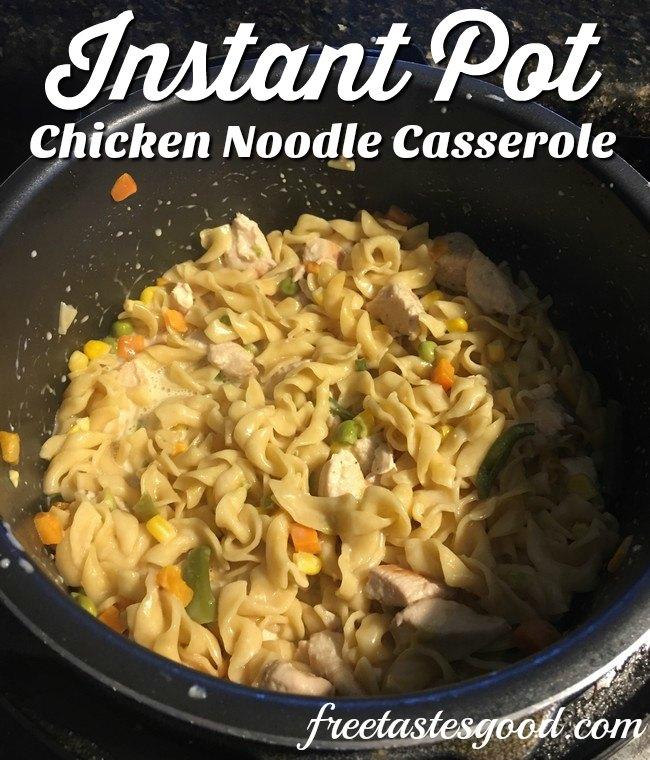 instant-pot-chicken-noodle-casserole