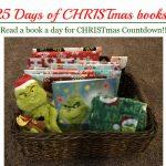 25 Books of CHRISTmas – A New CHRISTmas Tradition!!