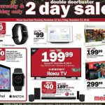 Meijer Black Friday Ad 2018!!