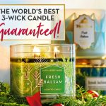 Bath & Body Works Annual Candle Sale is Coming Saturday – Candles as low as $5.95 (reg $24.50!)