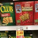 KROGER MEGA EVENT:  Townhouse Crackers ONLY $0.99 (reg. $3.99!!)