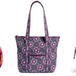 VERA BRADLEY:  Up to 75% off plus FREE shipping TODAY ONLY!!