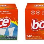 Bounce Fabric Softener and Dryer Sheets, Outdoor Fresh, 240 Count ONLY $2.96!!