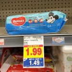 KROGER MEGA EVENT:  Huggies Wipes ONLY $0.99 (reg. $1.99!!)