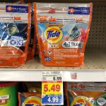 KROGER MEGA EVENT:  Tide Pods ONLY $1.99 (reg. $6.99!!)
