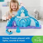 Disney Frozen Elsa's Ice Palace by Little People ONLY $29.99 (reg. $40!)