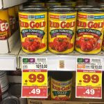 KROGER MEGA EVENT:  Red Gold Tomatoes ONLY $0.24!!