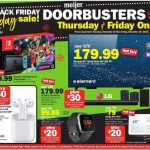 Meijer Black Friday Ad 2019!