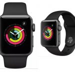 Apple Watch Series 3 (GPS) 38mm Aluminum Case ONLY $169.99 (reg. $199.99!)