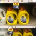 KROGER MEGA EVENT:  Tide Simply Detergent ONLY $1.49 (reg. $4.99!)