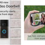 All-new Ring Video Doorbell ONLY $69.99 (reg. $99.99)